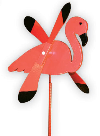 Whirly Bird - Flamingo