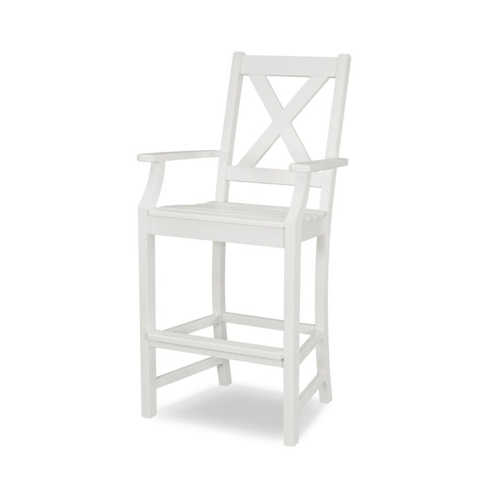Polywood Braxton Bar Arm Chair