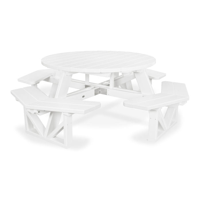 "Polywood Park 53"" Octagon Table"