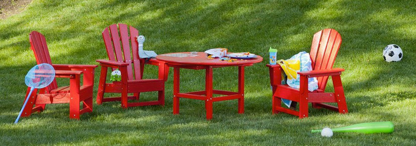 Kids 5-Piece Table Set