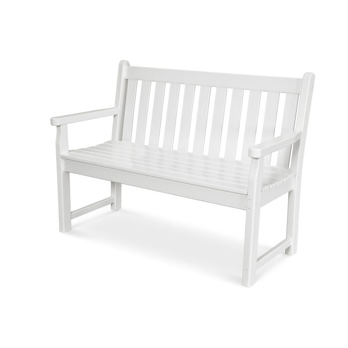 "Polywood Traditional Garden 48"" Bench"