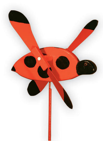 Whirly Bird - Lady Bug