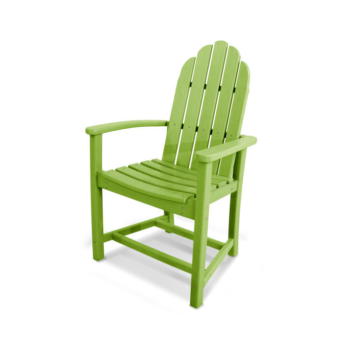 Polywood Classic Adirondack Dining Chair