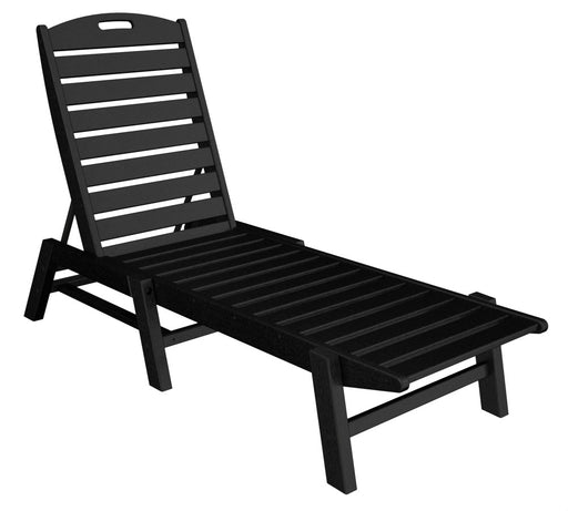 Polywood Nautical Chaise - Stackable
