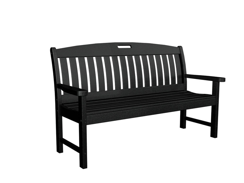 "Nautical 60"" Bench"
