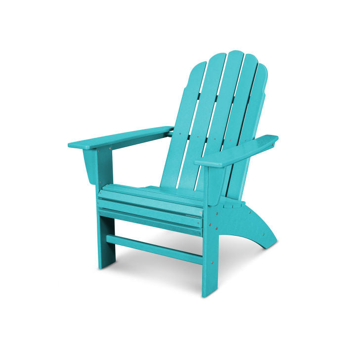 Polywood Vineyard Curveback Adirondack Chair