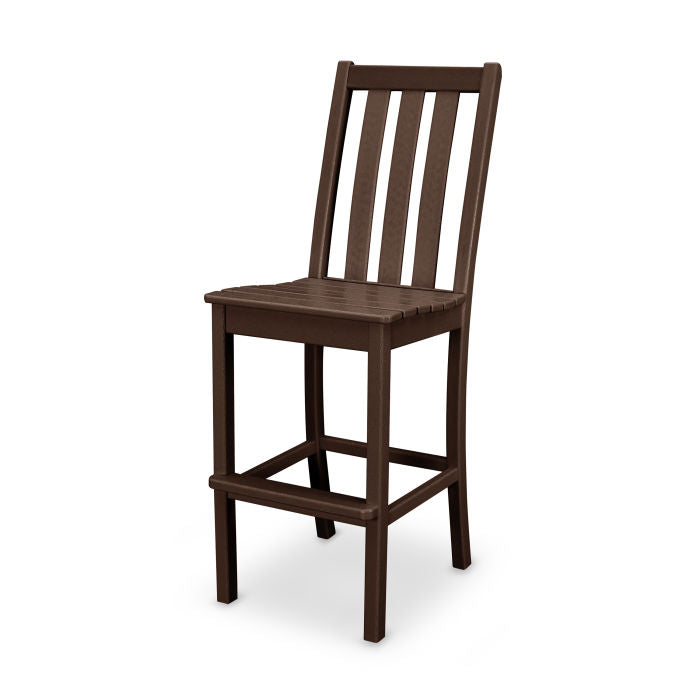 Polywood Vineyard Bar Side Chair