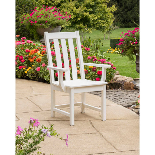 Polywood Vineyard Dining Arm Chair
