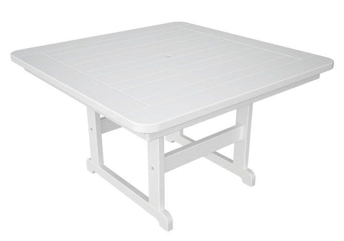 "Polywood Park 48"" Square Table"