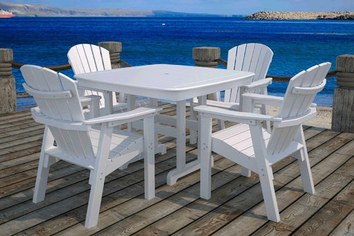 Seashell 5-Piece Dining Set