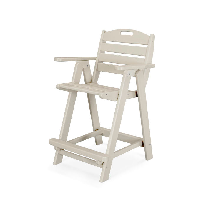 Polywood Nautical Counter Chair