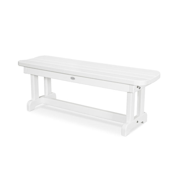 "Polywood Park 48"" Backless Bench"
