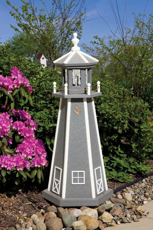 Twin Oaks 2' Poly Lighthouse - Standard