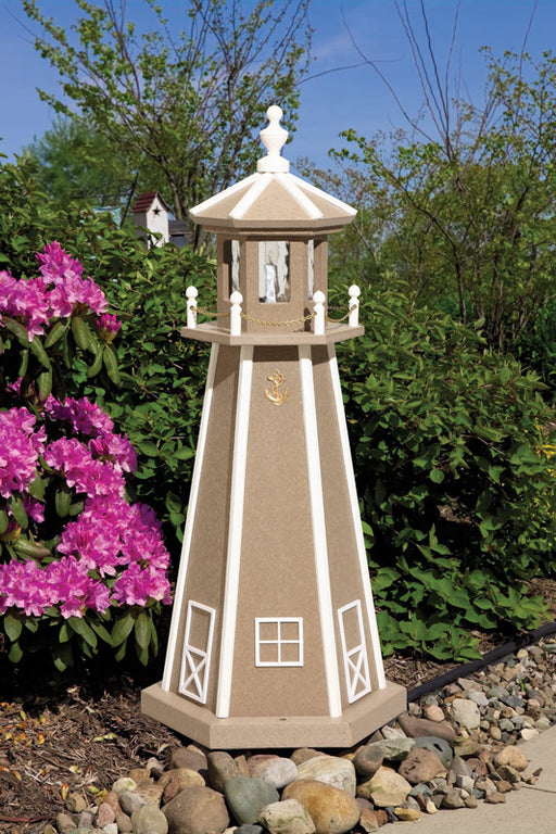 Twin Oaks 3' Poly Lighthouse - Standard