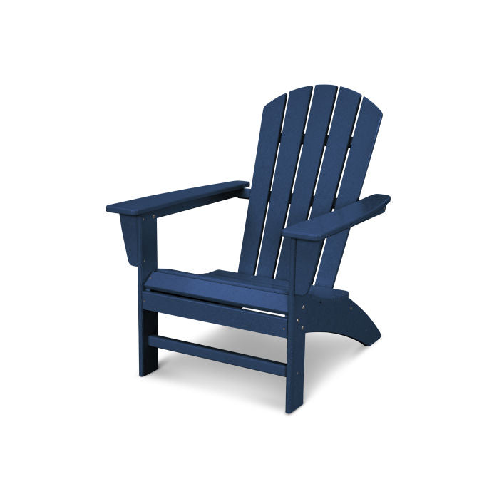 Polywood Nautical Adirondack Chair
