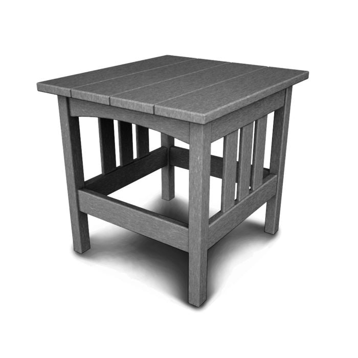 "Polywood Mission 22"" x 24"" End Table"