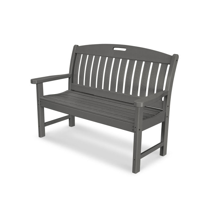 "Polywood Nautical 48"" Bench"