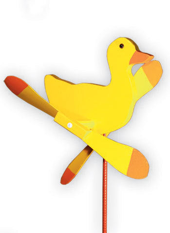 Whirly Bird - Yellow Duck