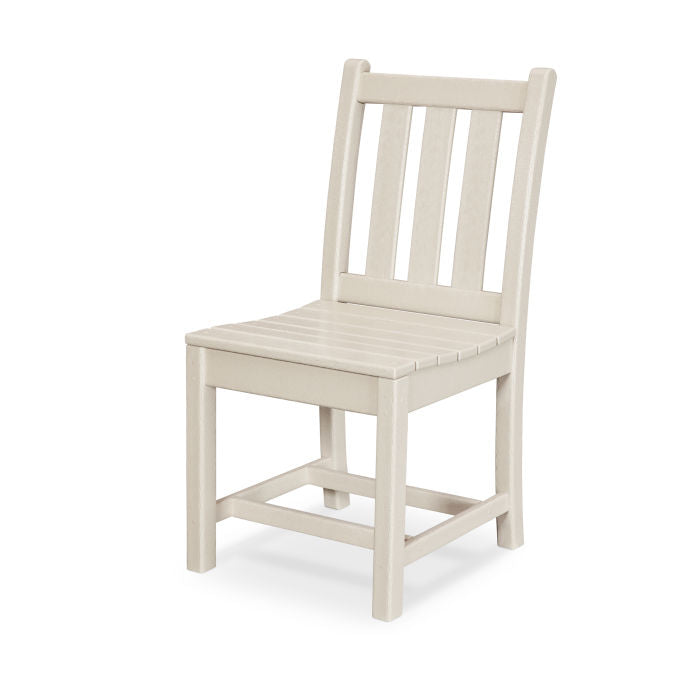 Polywood Traditional Garden Dining Side Chair