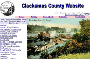 Clackamas County Website - CountyWebsite.com