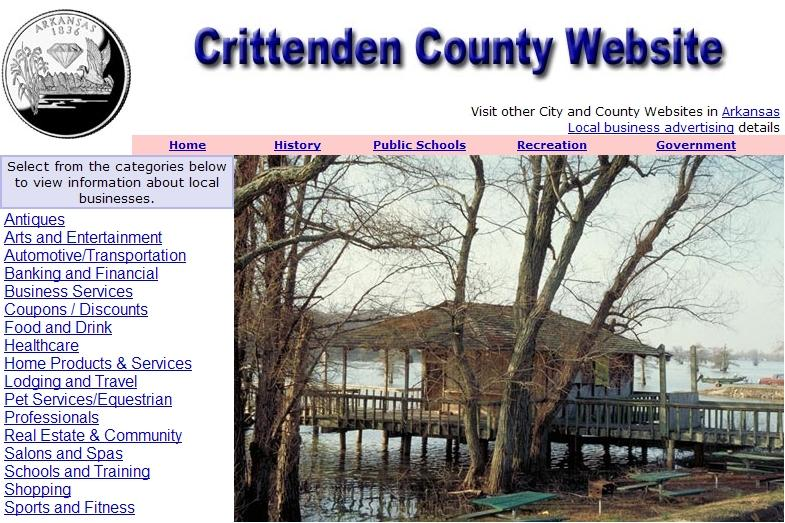 Crittendon Website - CountyWebsite.com