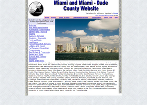 Miami-Dade County - CountyWebsite.com