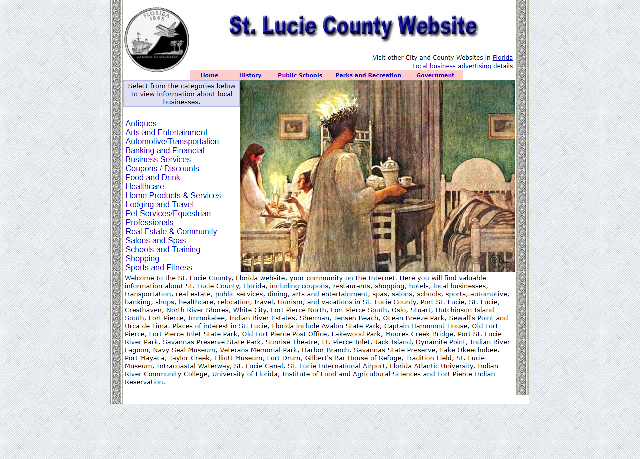 St Lucie County - CountyWebsite.com
