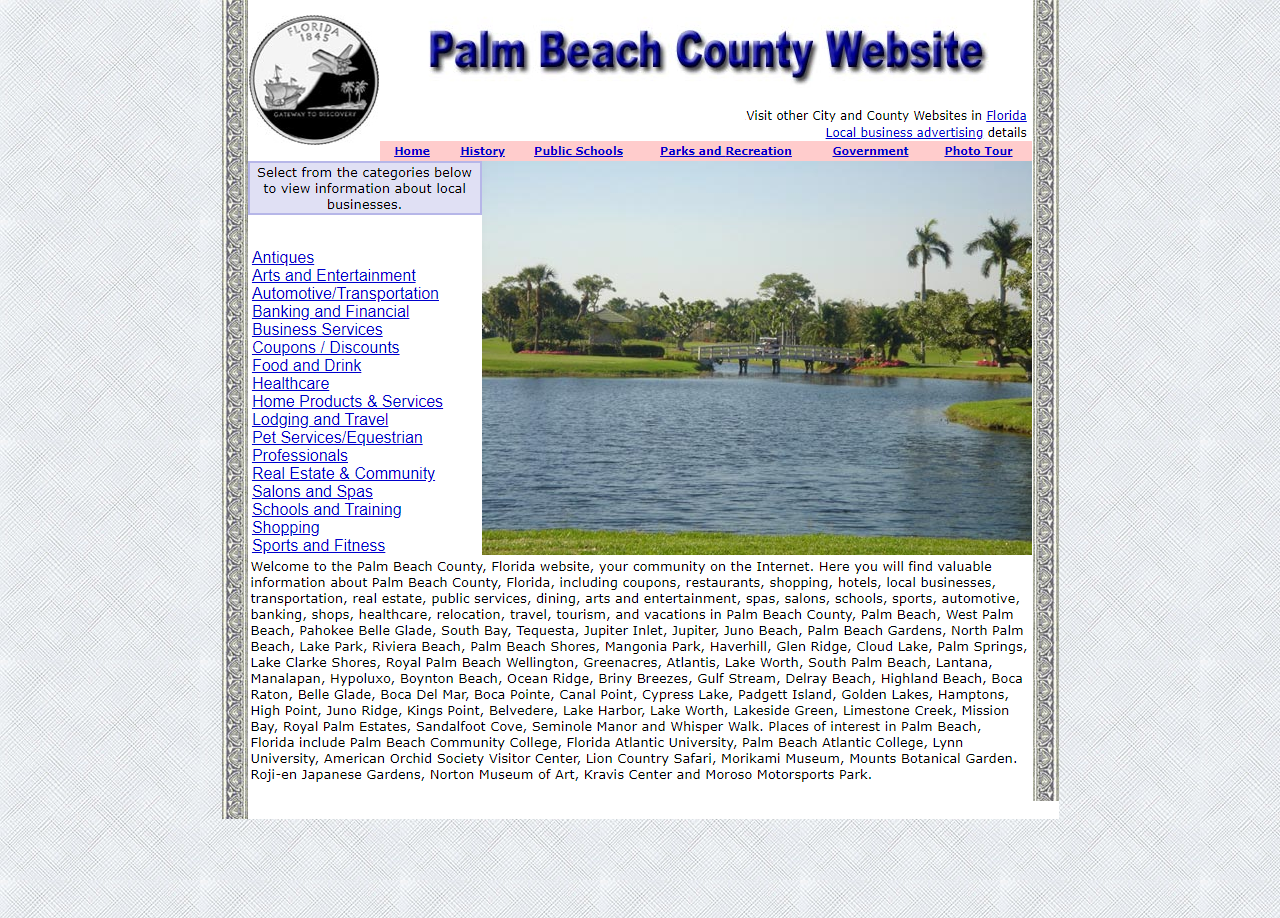 Palm Beach County - CountyWebsite.com