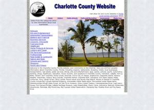 Charlotte County - CountyWebsite.com