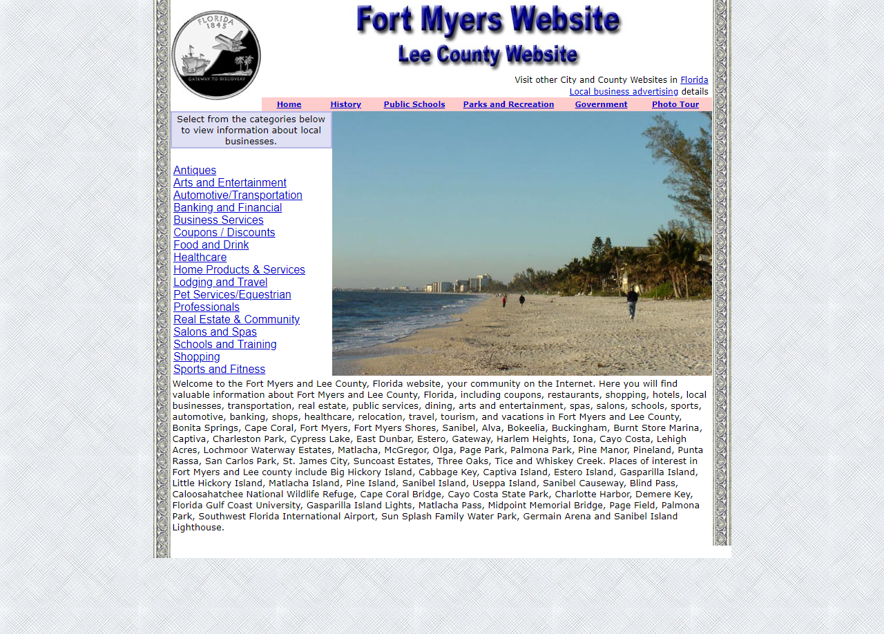 Ft Myers - CountyWebsite.com
