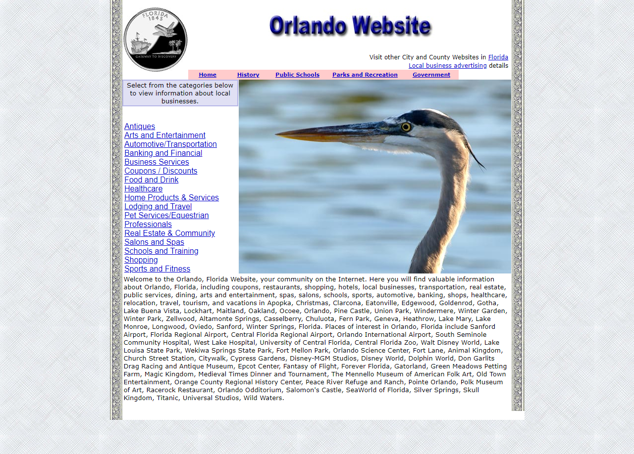 Orlando - CountyWebsite.com