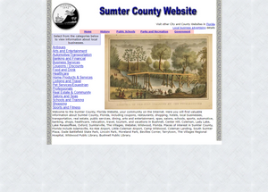 Sumter County - CountyWebsite.com