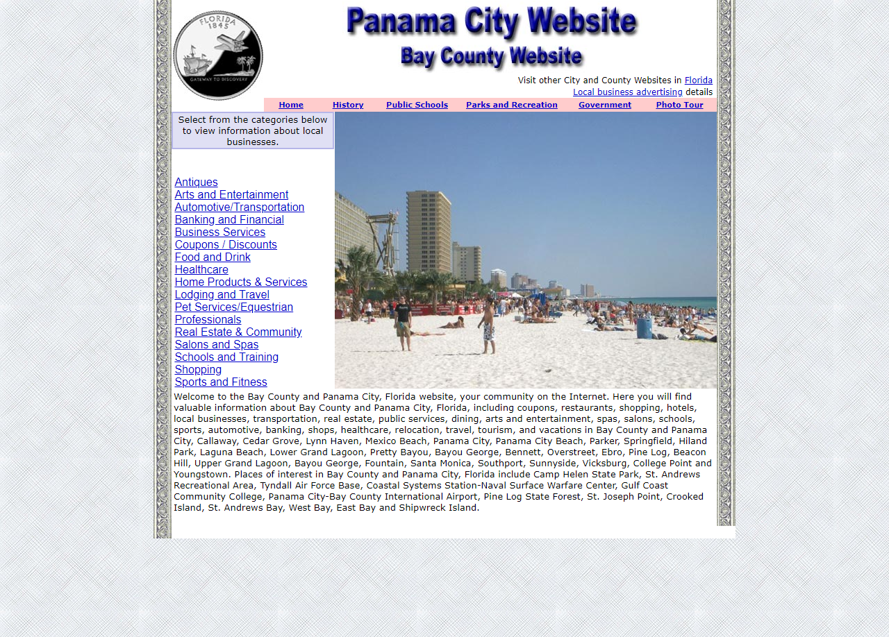 Bay County - CountyWebsite.com