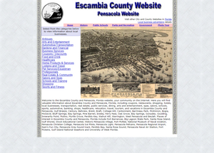 Pensacola - CountyWebsite.com