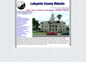 Lafayette County - CountyWebsite.com