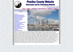 Pinellas County - CountyWebsite.com