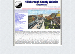 Hillborough County - CountyWebsite.com
