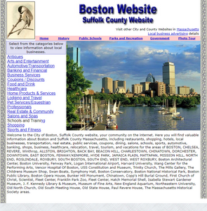 Boston - CountyWebsite.com