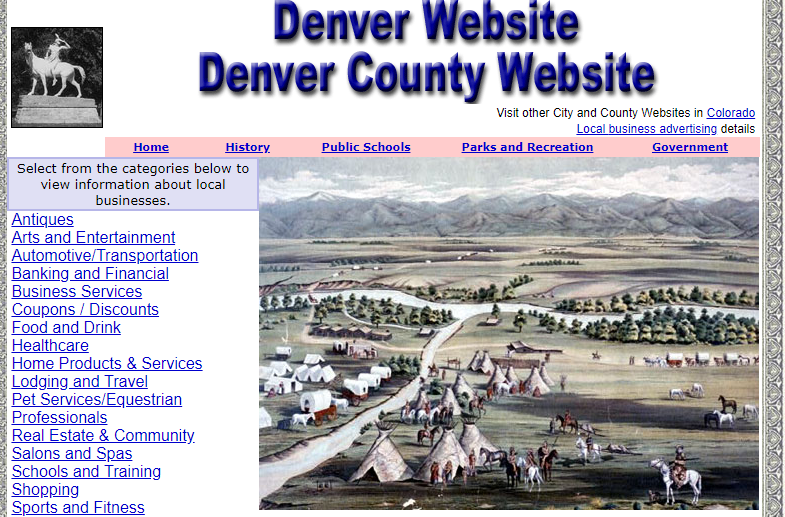 City of Denver - CountyWebsite.com