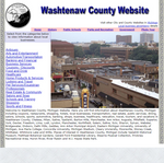 Washtenaw County - CountyWebsite.com