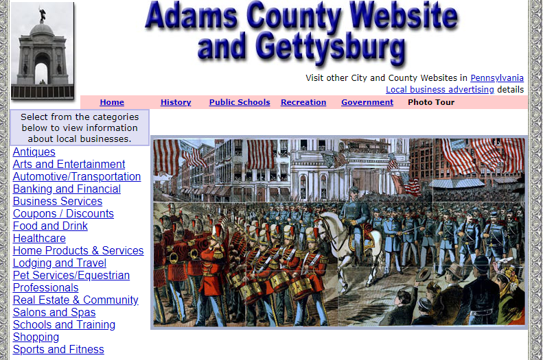 Adams county - CountyWebsite.com