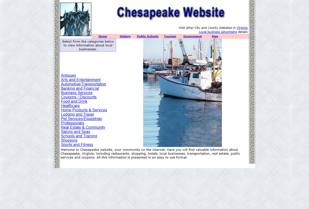 Chesapeake - CountyWebsite.com
