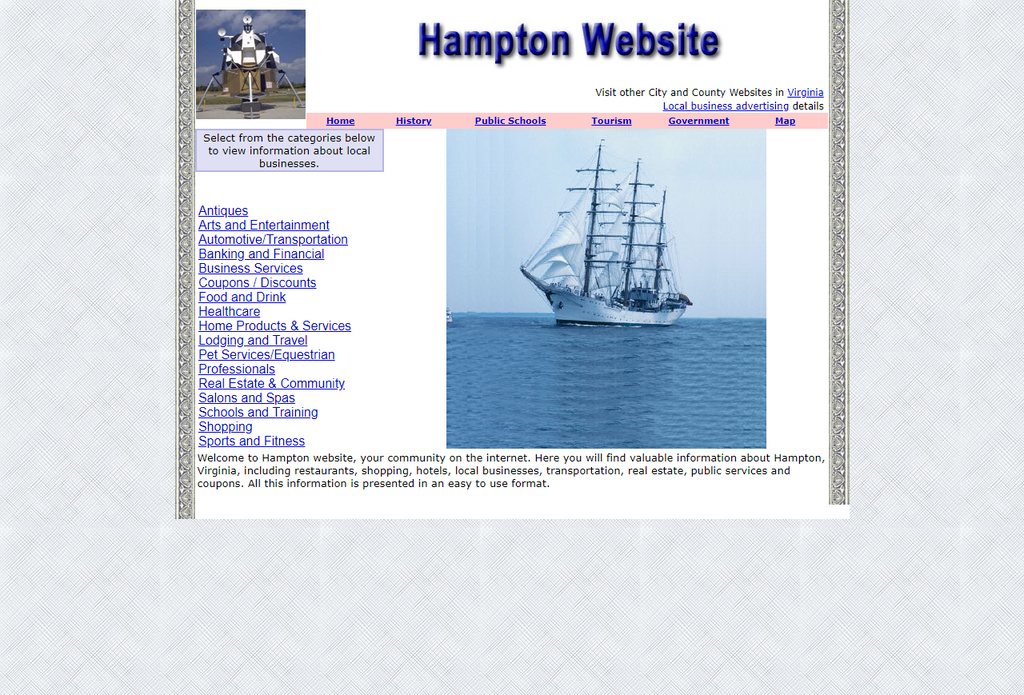 Hampton - CountyWebsite.com