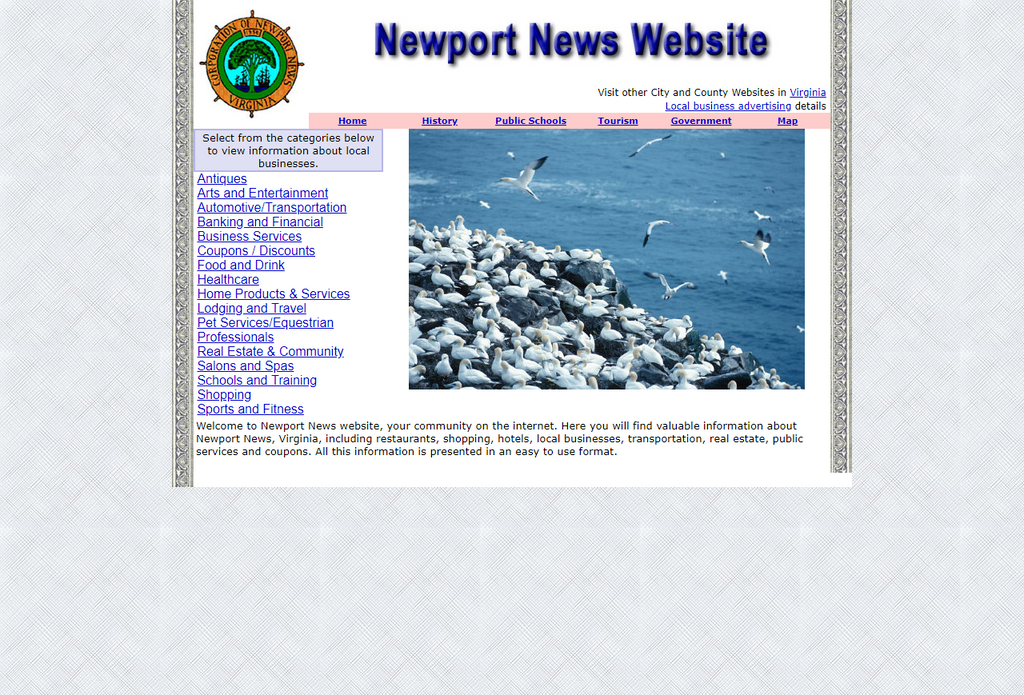 Newport News - CountyWebsite.com