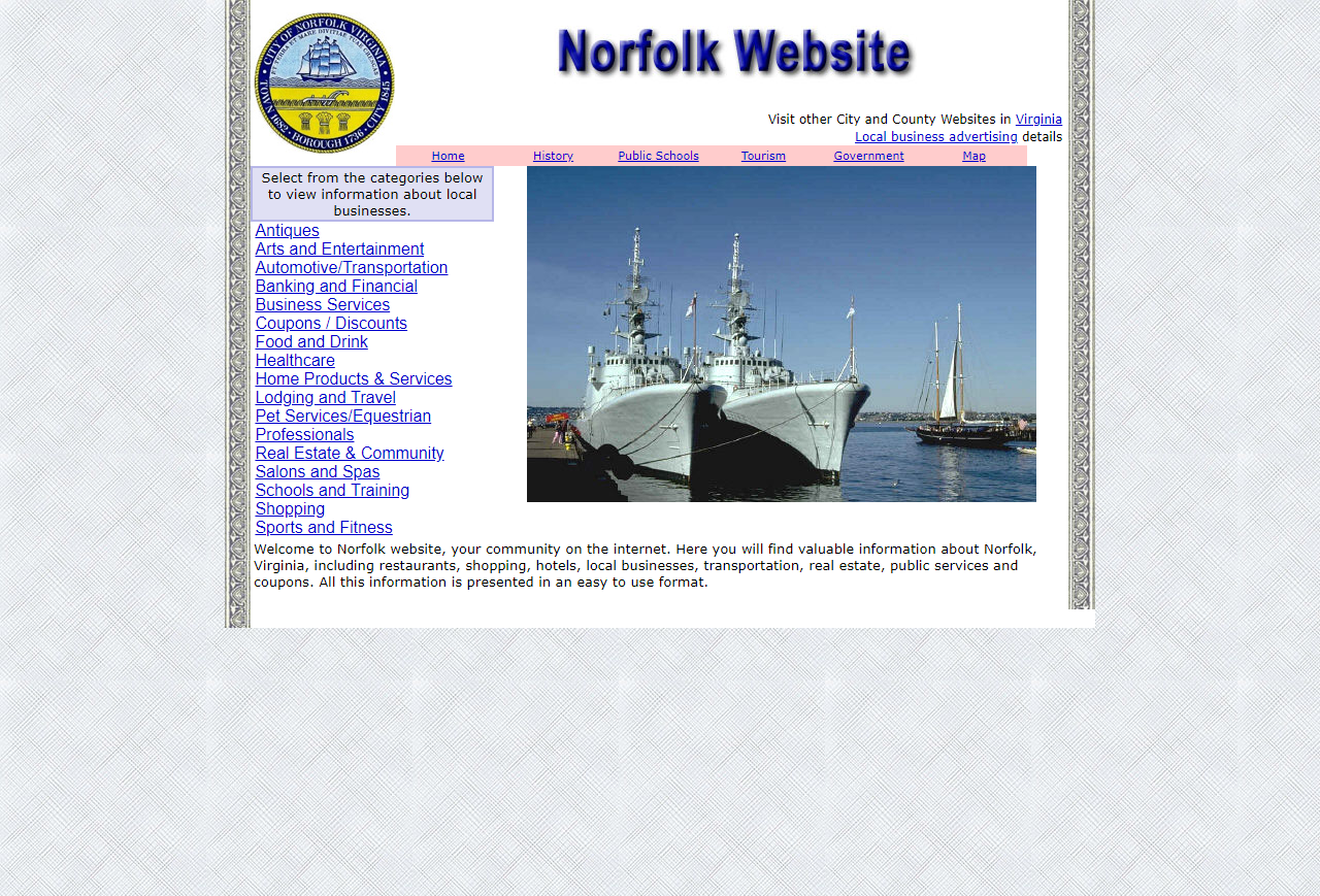 Norfolk - CountyWebsite.com