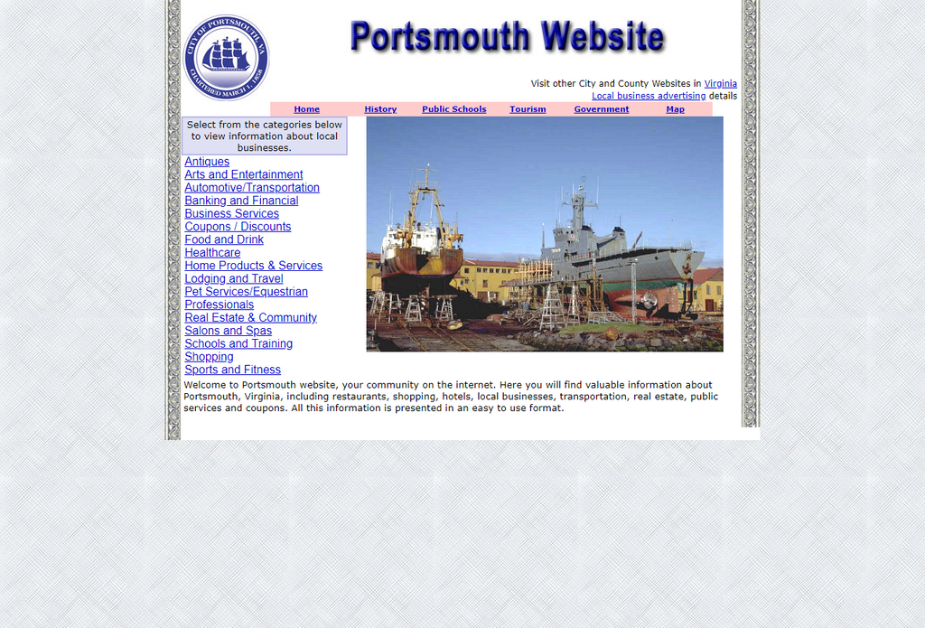 Portsmouth - CountyWebsite.com