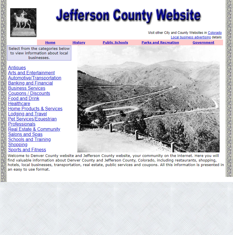 Jefferson County - CountyWebsite.com