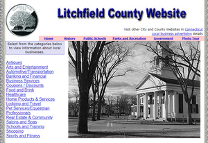 Litchfield County - CountyWebsite.com