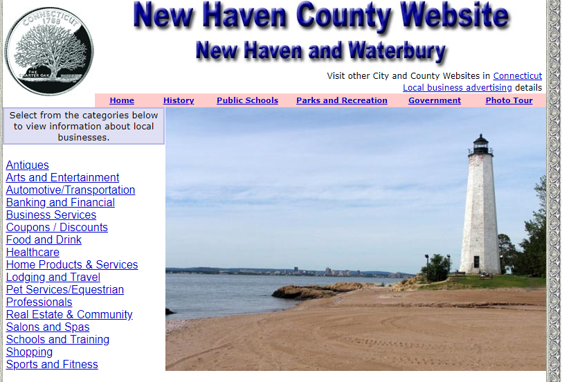 New Haven County - CountyWebsite.com