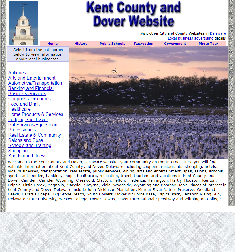 Dover - CountyWebsite.com